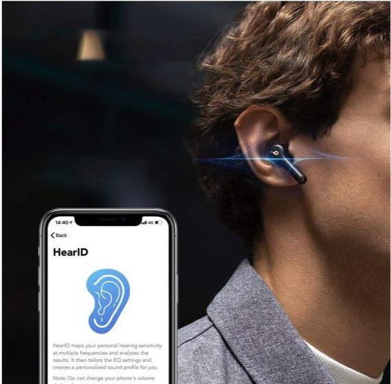 アプリの自分の耳に合わせたイコライザー機能が微妙